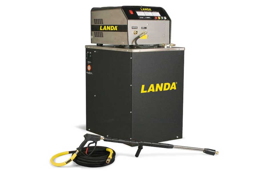 3 5 gpm 3000 psi electric electric landa ehw4 30024c