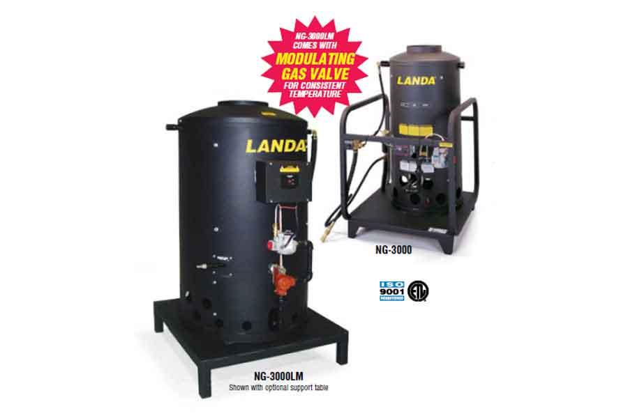 Landa Ng Hot Water Generator Landa Hot Water Generators