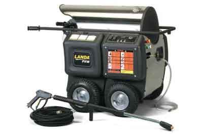 The PHW - our Best-Selling Landa Pressure Washer