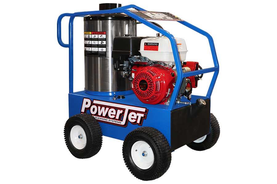 5 GPM | 5000 PSI | Gas | Oil | PowerJet Industrial PJO5005G