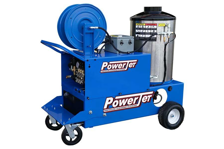 8 GPM | 3000 PSI | Electric | Oil | PowerJet PJO8003 3