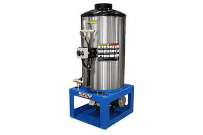 PowerJet NG/LP Gas Hot Water Heater