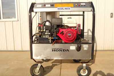 Stock #UPW-302 Used Pressure Washer