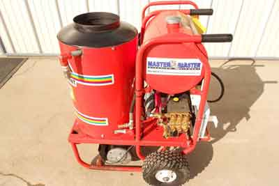 Stock #UPW-351 Used Pressure Washer
